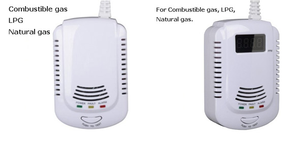 Home use Combustible gas leakage detector OC-808