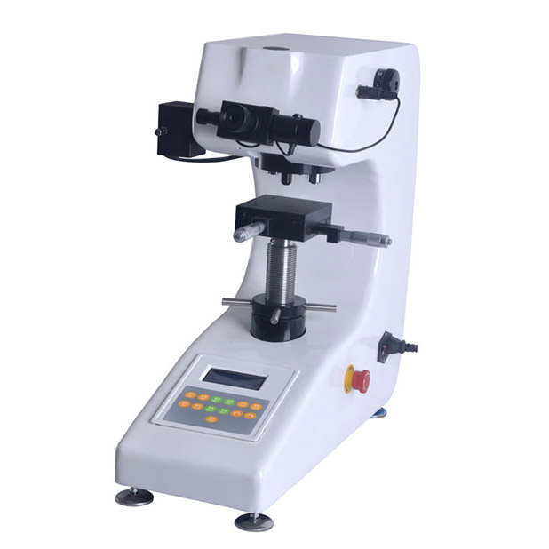 HVS-1000 Digital Micro Hardness tester with Manual turret