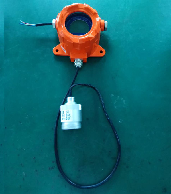 split type gas detector