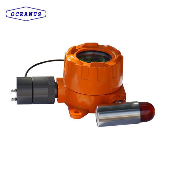 OC-F08 fixed combustible gas detector for the LPG station