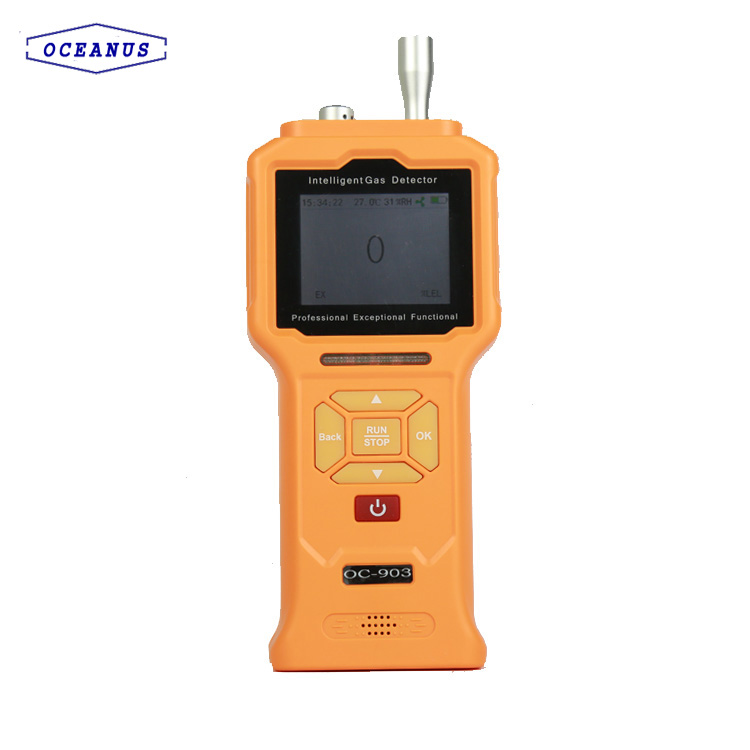 Portable pump-suction Methyl Bromide CH3Br gas detector OC-903