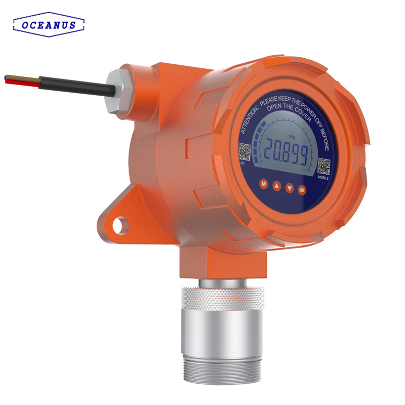 CO2 gas detection