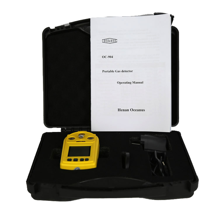 mobile gas detector