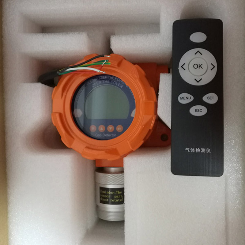 online CO gas detector