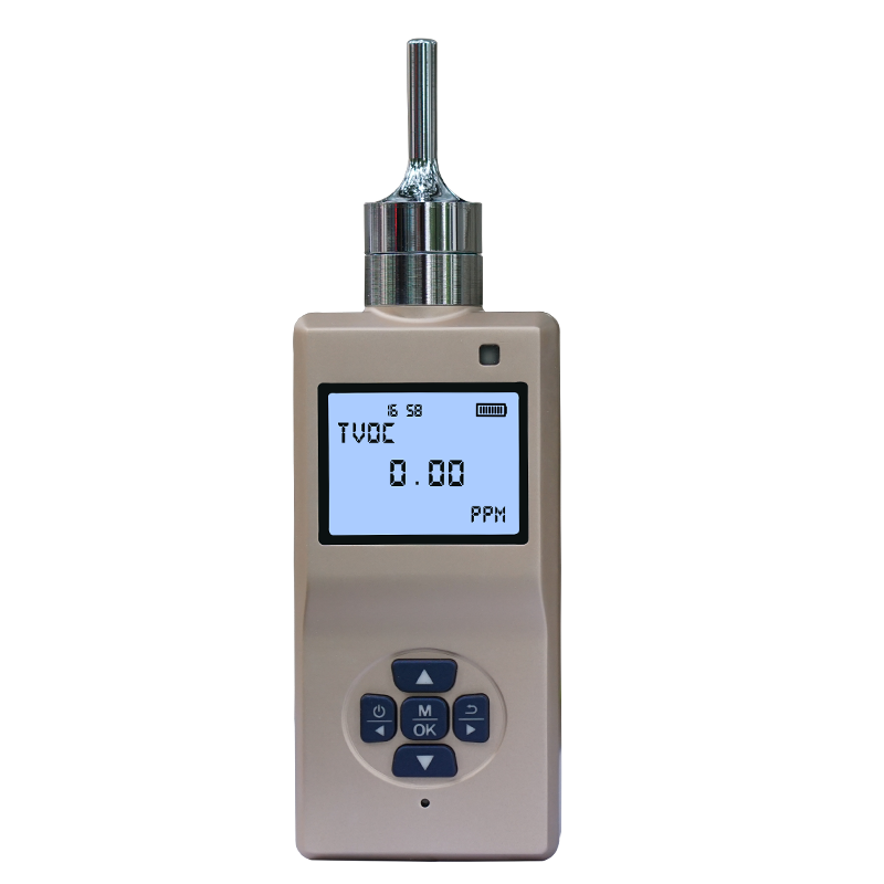 Portable pump-suction TVOC gas detector OC-905